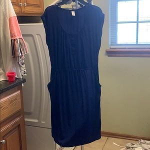 Old Navy pocket dress size small